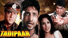 Tadipaar Full Movie | Dhana 51 | Latest Hindi Dubbed Movie | Mukesh Khanna | Sumanth | Hindi Action Movie
