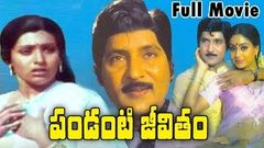 Pandanti Jeevitham Telugu Full Length Movie Shoban Babu Sujatha Vijaya Santhi