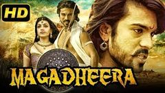 Magadheera Action Hindi Dubbed Full Movie | Ram Charan, Kajal Aggarwal, Dev Gill, Srihari