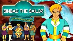 Sindbad The Sailor Full Movie (English) | Best Animated Kids Movies in English