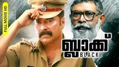 Mammootty Evergreen Action Thriller Full Movie | Black [ HD ] | Super Hit Movie