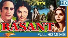 Basant 1942 Hindi Full Length Movie | Kanu, Pramila, Madhubala | Bollywood Classics