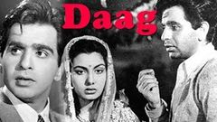 Daag (1952) Super Hit Classic Movie | दाग | Dilip Kumar, Nimmi