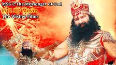 MSG - 2 The Messenger of God HD Full Movie ।। The Wishes Film ।। Hakikat Entertainment ।। Dr MSG