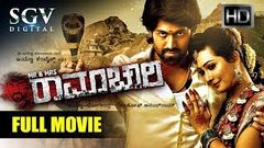Mr and Mrs Ramachari 2 (2017) New Released Full Hindi Dubbed Movie | Yash Radhika Pandit