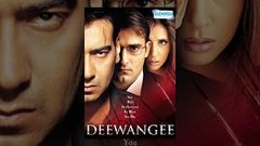 Hindi Movies Full Movie | Deewane | Ajay Devgan Movies | Urmila Matondkar | Hindi Movies Full Movie