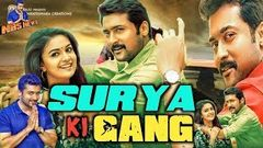 Surya Ki Gang (2018) Full Movie Hindi Dubbed | Surya | Keerthy Suresh