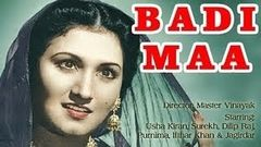 Badi Maa |'Full Hindi Movie | Sitara Devi, Noor Jehan