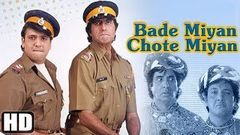 Bade Miyan Chote Miyan ¦ Amitabh Bachchan ¦ Govinda ¦ Full HD Movie