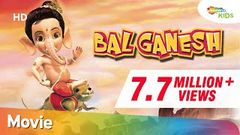 Bal Ganesh English - Kids Animated Movies - HD