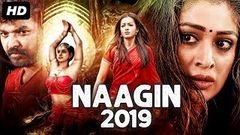 NAAGIN - Hindi Dubbed Full Action Movie | South Indian Movies Dubbed In Hindi Full Movie