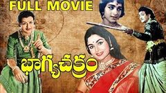 Bhagya Chakram Telugu Full Movie | NTR, B Saroja Devi | 2017 Telugu Latest Movies