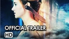 Divergent First Official Trailer (2014) - Shailene Woodley Movie HD