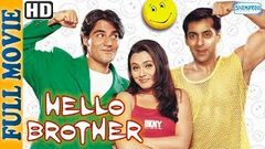 Hello Brother (1999) {HD} {Eng Subtitles} - Salman Khan - Rani Mukherjee - Superhit Comedy Movie