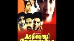 Kaattile Thadi Thevarude Aana 1995 Full Malayalam Movie