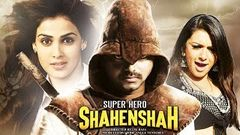 SUPER HERO SHAHENSHAH Velayudham - Full Hindi Dubbed South Indian Movie - Vijay, Genelia, Hansika