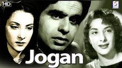 Jogan - Nargis, Dilip Kumar - Drama Movie - HD - B&W