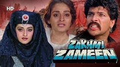 Zakhmi Zameen HD | Jaya Prada | Paresh Rawal | Aditya Pancholi | Best Hindi Action Movie