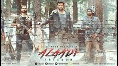 Azadi Full Movie Pakistani 2018 Moammar Rana Sonya Hussain HD