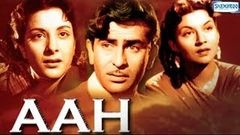 Aah (1953) {HD} - Hindi Full Movies - Raj Kapoor Nargis & Pran - Hit Movies - With Eng Subtitles