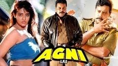 AGNI IPS - Dubbed Hindi Movie