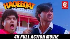 Haqeeqat - Bollywood Action Movies | Ajay Devgan, Tabu, Amrish Puri | Latest Bollywood Action Movies