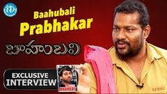 Baahubali Prabhakar Exclusive Interview Talking Movies With iDream 170