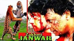 Zakhmi Janwar I Hindi Dubbed Movie | Nostalgic Love Story | HD Video