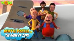Motu Patlu King of Kings 2 in 3d Full Movie in Hindi latest 2020