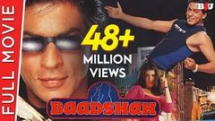 Baadshah (1999) Full Movie | Shahrukh Khan Twinkle Khanna Deepshikha Amrish Puri
