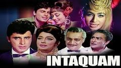 Intaquam Full Movie | Sanjay Khan Hindi Suspense Movie | Sadhana | Bollywood Suspense Movie