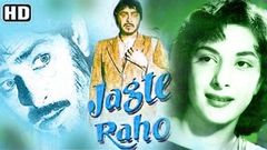 Jagte Raho | Full Hindi Movie HD | Super - Hit Hindi Movies | Nargis , Raj Kapoor Kapoor