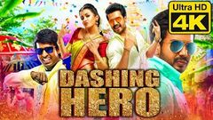 Dashing Hero (4K Ultra HD) Hindi Dubbed Movie | Vishnu Vishal, Soori, Catherine Tresa