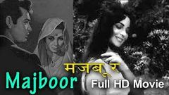 Majboor Hindi Full Movie | Amitabh Bachchan | Parveen Babi | Pran | Farida Jalal | TVNXT Hindi