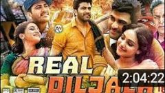 Real Diljale 2020 shouth mouves। Hindi dubbed। Love story