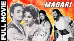 Madari (1959) Superhit Action Movie | मदारी | Chitra, Ranjan