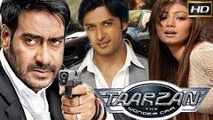 Taarzan The Wonder Car Full Movie [HD] - Ajay Devgan | Ayesha Takia | Vatsal Sheth | Abbas-Mustan