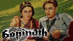 Gopinath (1948) Full Movie | गोपीनाथ | Raj Kapoor, Tripti Mitra