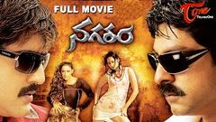 Nagaram - Full Length Telugu Movie - Srikanth - Jagapathi Babu - Kaveri Jha
