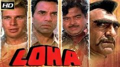 Loha 1987 | Action Movie | Dharmendra, Madhavi, Ramesh Goyal, Vikas Anand