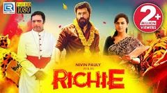 Richie 2018 New Released Full Hindi Dubbed Movie | Nivin Pauly, Natarajan, Shraddha Srinath