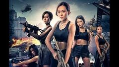 New hollywood action movies % 2017 * Special Female Force * Best kung Fu ninja ++