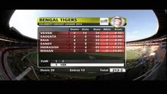 CCL4 Bhojpuri Dabanggs Vs Bengal Tigers Full Match in Bangalore