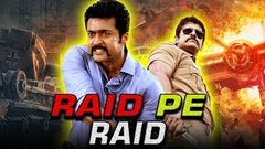 Raid (2018) Tamil Film Dubbed Into Hindi Dubbed Full Movie | Suriya Samantha