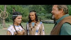 Half Breed Winnetou and Old Shatterhand ENGLISH Audio HD a film by Karl May