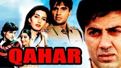 कहर Qahar Full Movie Sunny Deol Sunil Shetty Bollywood