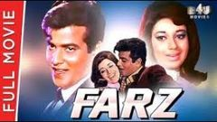 Farz 1967 | Full Hindi Movie | Super Hit Hindi Movies | Jeetendra Babita | Classic Movie Box