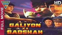 Galiyon Ka Badshah Hindi Full Movie | Raaj Kumar, Mithun Chakraborty | Hindi Movies