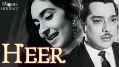 Heer 1956 Full Movie | Pradeep Kumar, Nutan | Bollywood Classic Movies | Movies Heritage