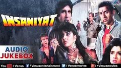 & 039;Insaniyat& 039; | Full HD Hindi Movie | Amitabh Bachchan Sunny Deol Chunky | Lehren Premiere